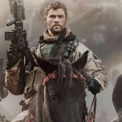 12 Strong Amazon Movie