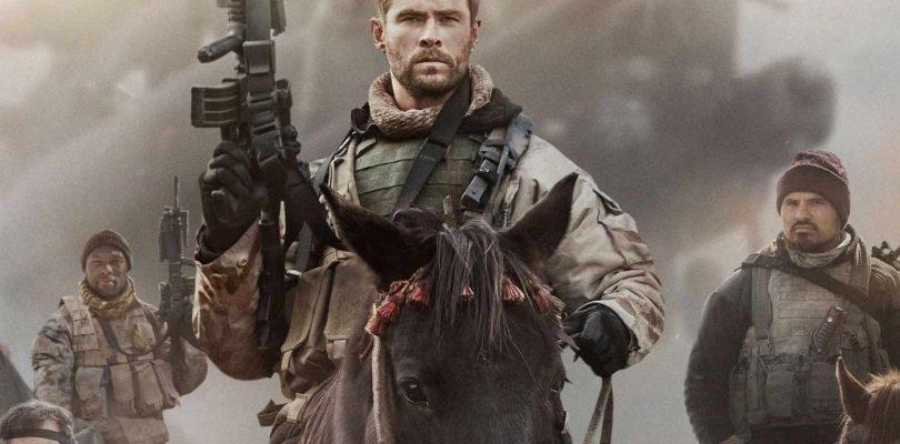 12 Strong Amazon Movie