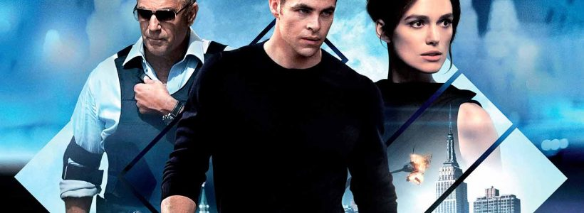 Jack Ryan Shadow Recruit