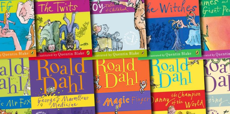 Netflix To Create Roald Dahl Animations