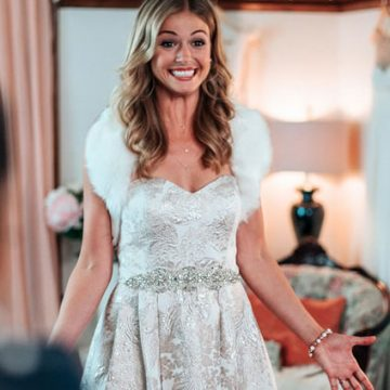 Christmas Wedding Planner Movie Review