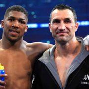 Anthony Joshua: The Road to Klitschko