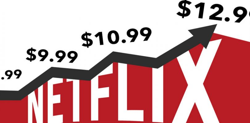 Netflix Subscription Fees Set To Increase