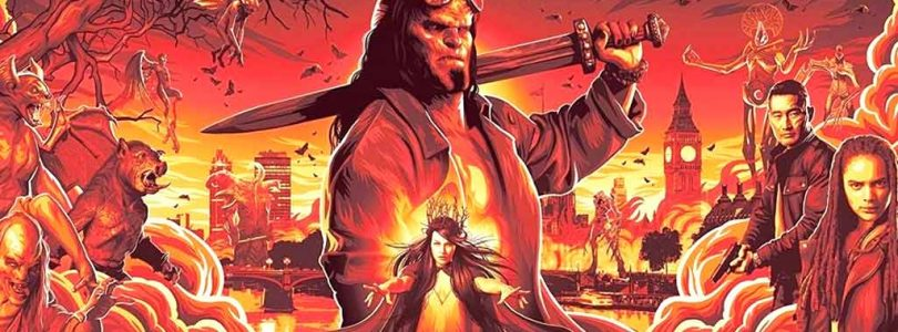 Hellboy – 3 – 2019 – Rise of the Blood Queen – Teaser Trailer