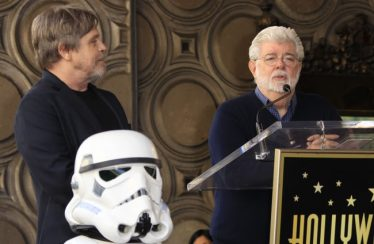 George Lucas And His Star Wars Fortune