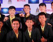 Thai Cave Boys Sign A Netflix Deal