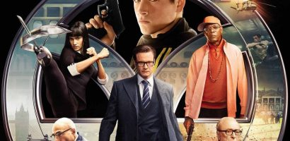 Kingsman - The Sectret Service Movie Review Nextflicks TV