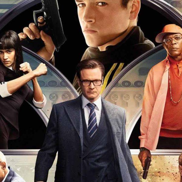 Kingsman - The Sectret Service Movie Review Nextflicks TV