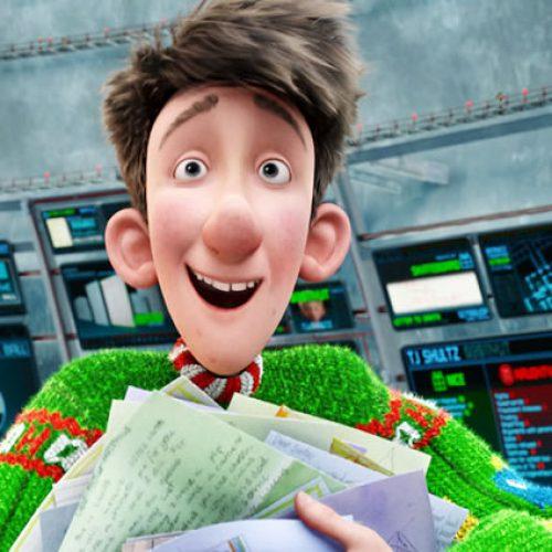 Arthur Christmas Movie Review Perfect Christmas Family Movie Netflix