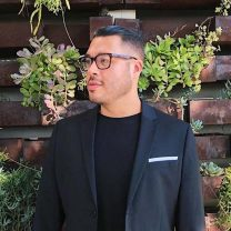 Adolfo Sanchez Next in Fashion Contestant