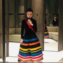 Angel Chen Next in Fashion Contestant