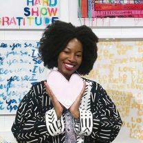 Farai Simoyi-Agbede Next in Fashion Contestant