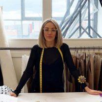 Hayley Scanlan Next in Fashion Contestant