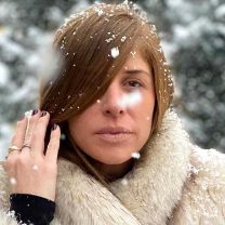 Lorena Saravia Next in Fashion Contestant
