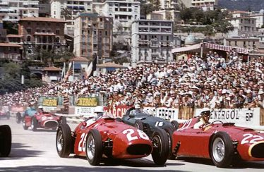 A Life of Speed the juan Manuel Fangio Story