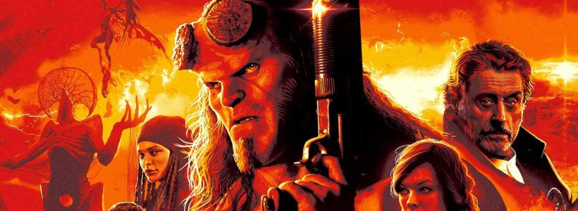 Hellboy 2019 Film Review